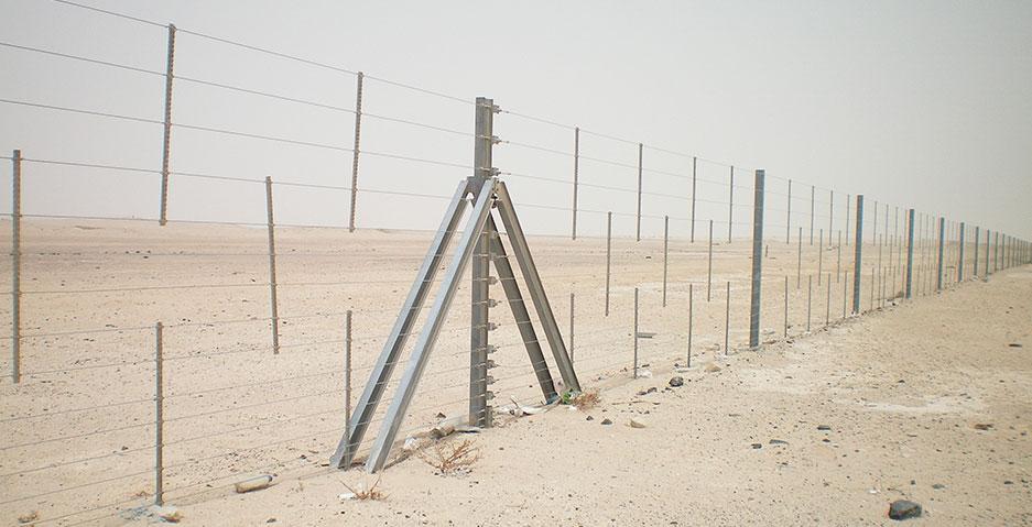 Sand Fence System Fence International