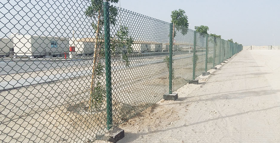 General Chain Link Fencing System Fence International