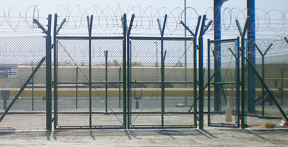 Chain Link Fence Gate | Fence international